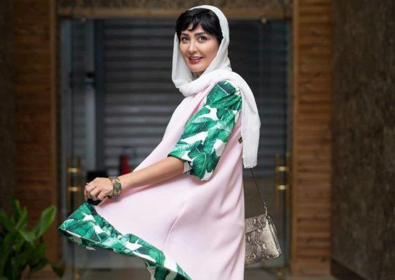 مریم معصومی بازیگر جوان و محبوب