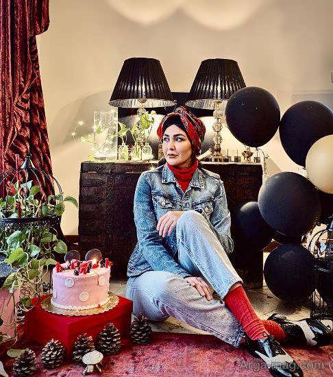 عکس های جدید مریم معصومی در جشنوتولد 33 سالگی