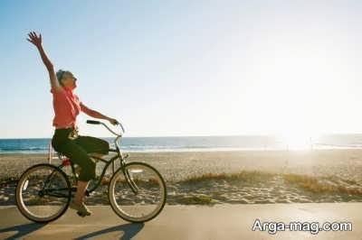 معرفی انواعی از فواید دوچرخه سواری