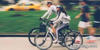 در چه اماکنی می توان دوچرخه سواری کرد