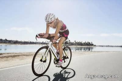 دوچرخه چگونه ورزشی است؟