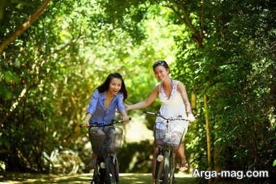 دوچرخه دارای چه فوایدی است؟