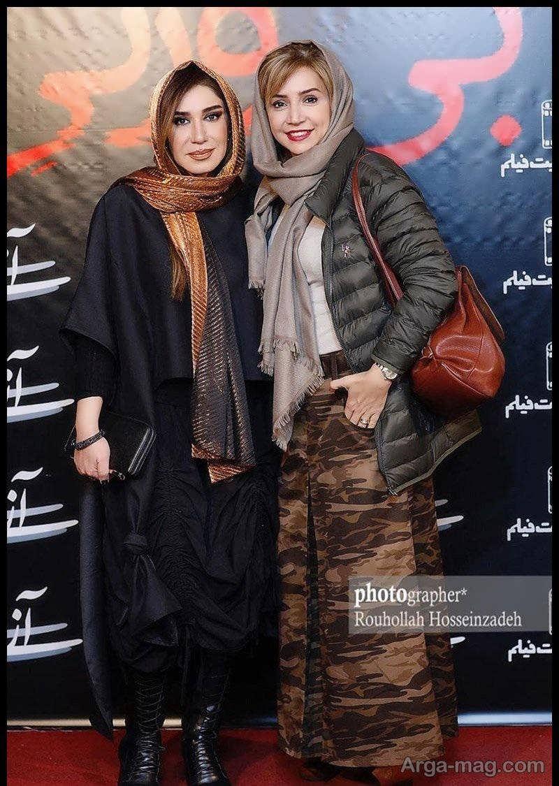 شبنم قلی خانی بازیگر خوش چهره در اکران «بی وزنی»