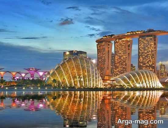درباره سنگاپور چه می دانید