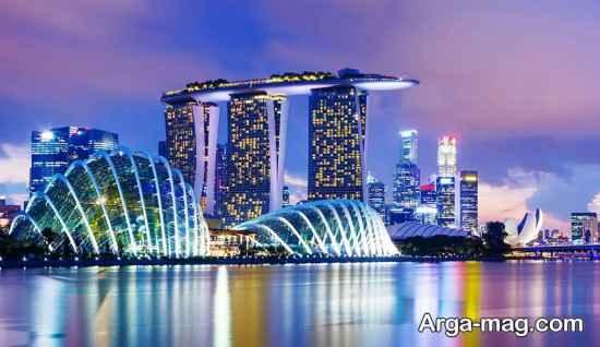 چگونه به سنگاپور برویم