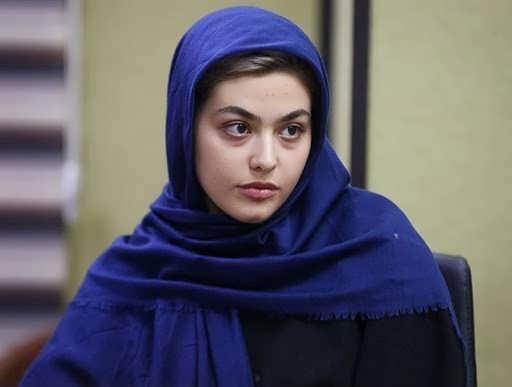 ریحانه پارسا بازیگر جوان و موفق ایرانی