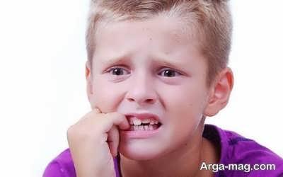 ترس و اضطراب کودکان