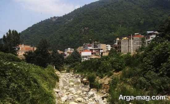 مکان های دیدنی روستای زیارت