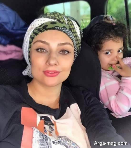 یکتا ناصر پس از زاویه سازی فک و صورت و جراحی زیبایی/عکس