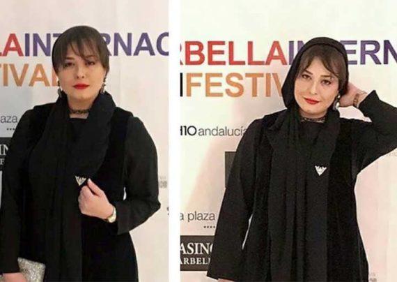 مهراوه شریفی نیا بازیگر محبوب و معروف