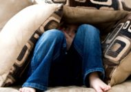 ترس غیر طبیعی در کودکان