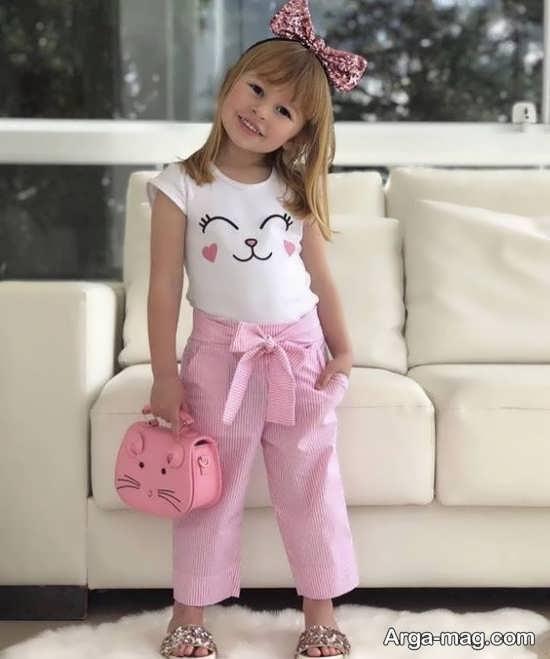 انواع مدل شلوار دخترانه بچگانه