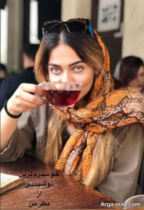 بیوگرافی عارفه معماریان + تصاویر شخصی