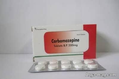 بررسی داروی کاربامازپین