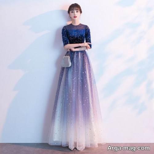 مدل لباس دخترانه یقه بسته