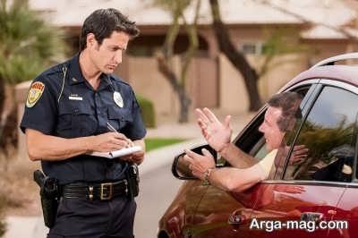 اعتراض به جرایم رانندگی چگونه است؟
