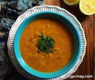 سوپ ساده