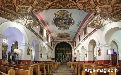 بازدید از کلیسای ملی کلمبیا