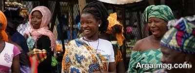 فرهنگ مردم گامبیا