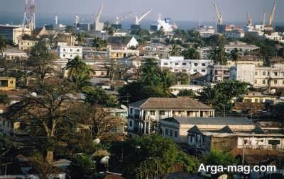 آشنایی با کشور گامبیا