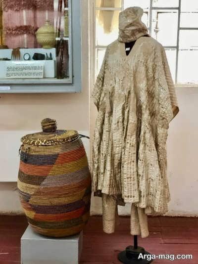 بازدید از موزه ملی گامبیا