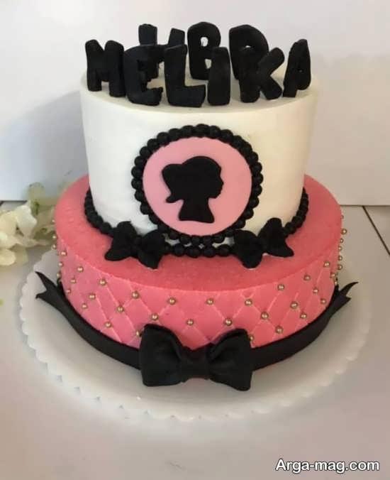 مدلهای کیک چند طبقه با تزیینات زیبا
