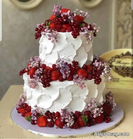 تزیینات کیک چند طبقه+تصاویر