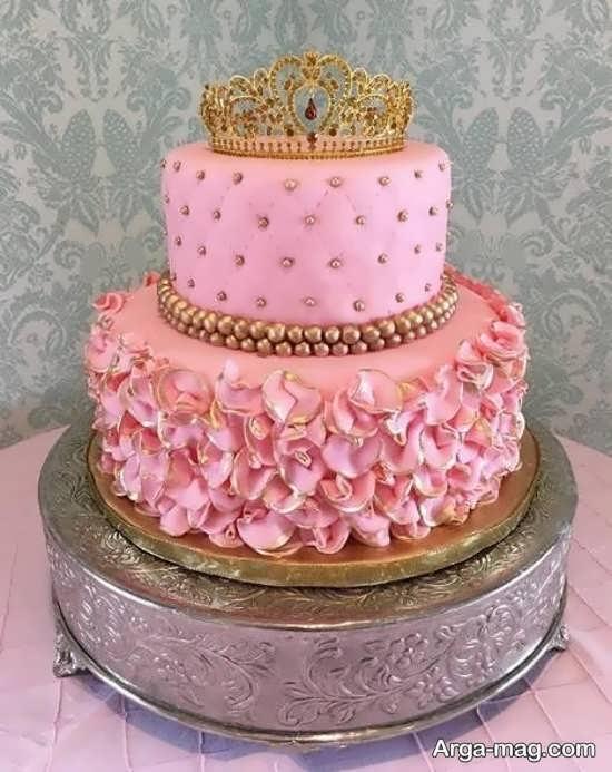 تزیینات کیک چند طبقه مجلسی