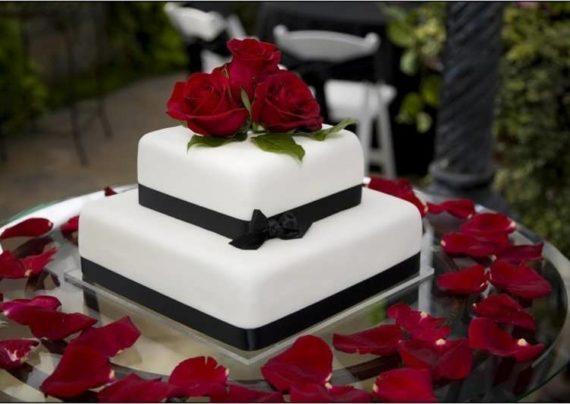 تزیین کیک چند طبقه +عکس
