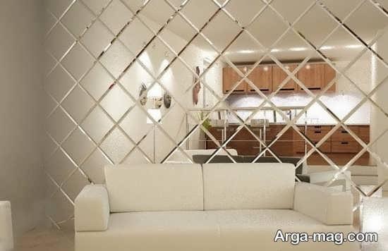 دکوراتیو خانه با آینه دیواری