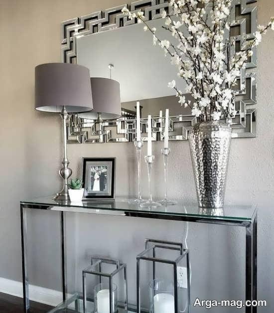 دکوراتیو منزل با آینه