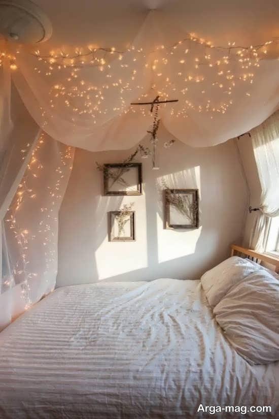 دیزاین برای سقف اتاق خواب