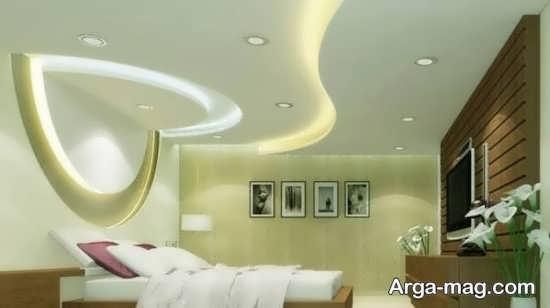 دیزاین سقف اتاق خواب