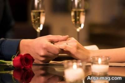 متن احساسی و رمانتیک برای سالگرد ازدواج