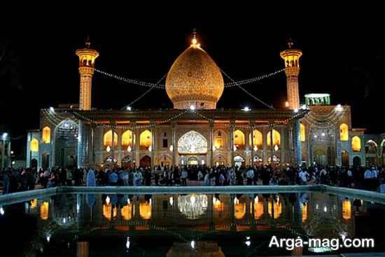 مکان های دیدنی استان فارس