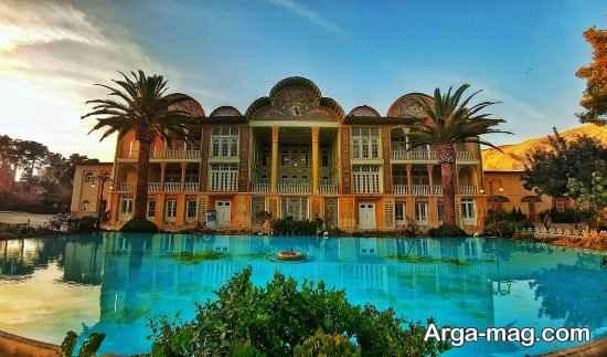 مکان های گردشگری فارس