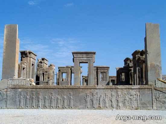 بنای تاریخی فارس