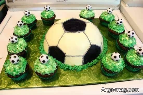 انواع تم تولد فوتبال زیبا