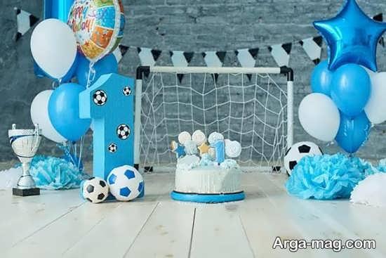 تم تولد فوتبال پسرانه و جذاب