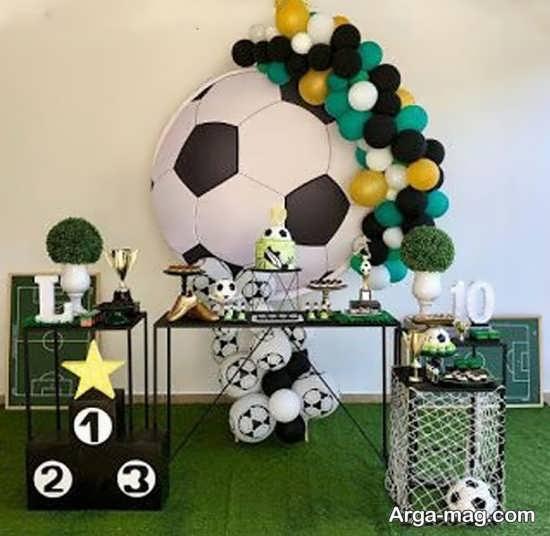 تم تولد فوتبال
