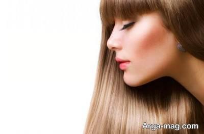 یکدست شدن رنگ مو