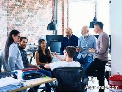 می توانید از افراد متعهد به کار برای استخدام بهره بگیرید.