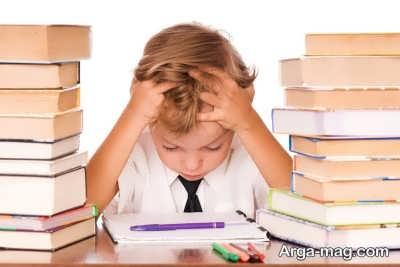 آشنایی با راه های مشق نویس شدن کودکان