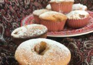 طرز تهیه کاپ کیک سیب و دارچین با طعمی خارق العاده