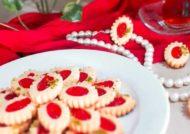 طرز تهیه شیرینی یاقوتی با طعم عالی و منحصر به فرد