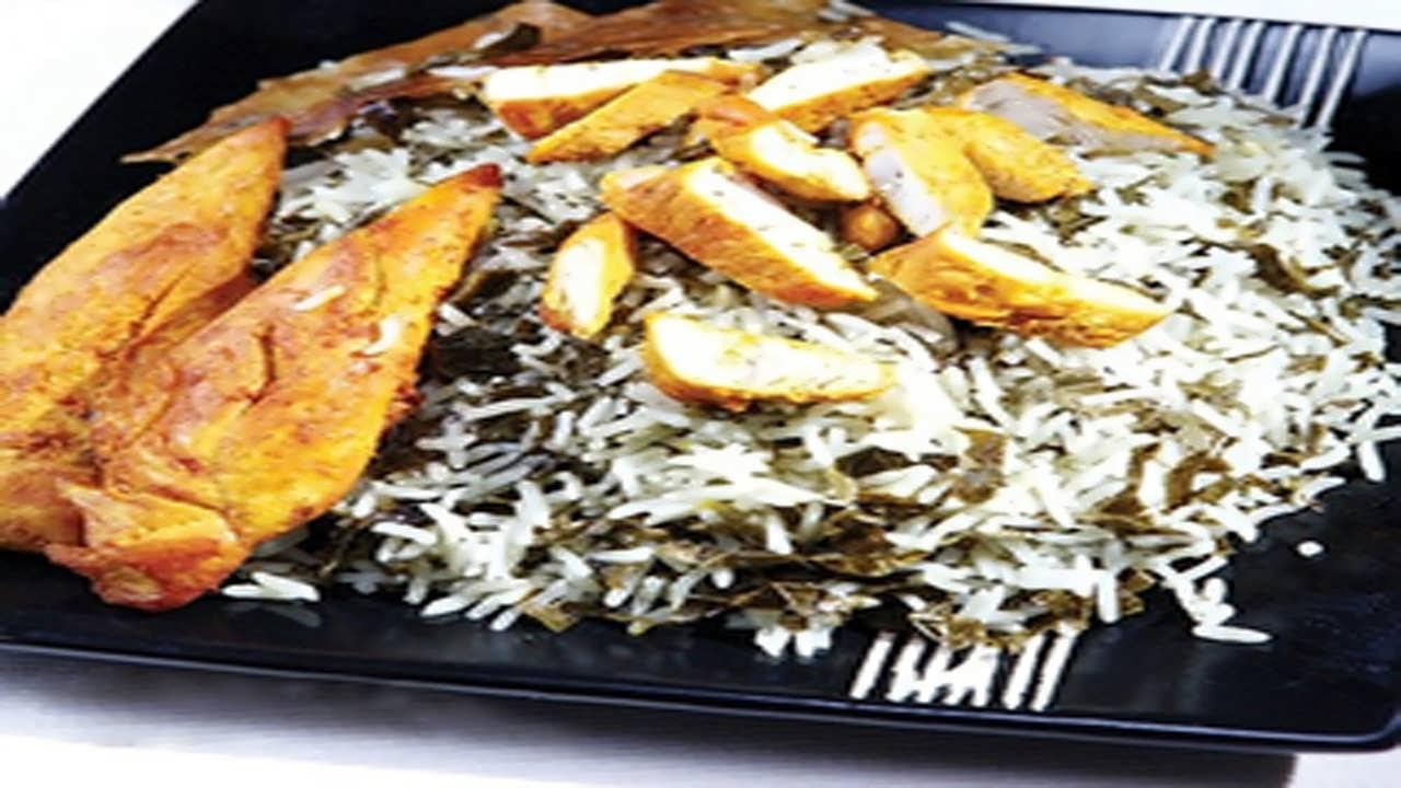 طرز تهیه تاک پلو با طعمی لذیذ و دوست داشتنی