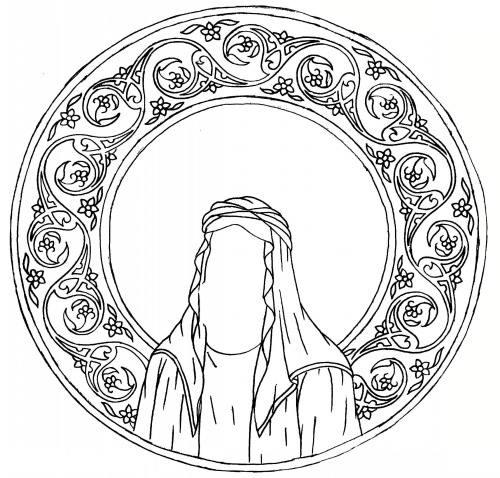 نقاشی امام علی علیه السلام