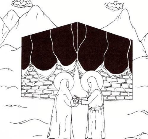 نقاشی حضرت علی علیه السلام