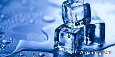 تعبیر مشاهده یخ در عالم رویا