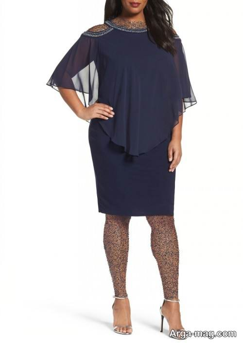 مدل لباس زنانه شیک توری